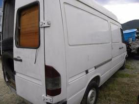 Sucata Sprinter 310 2.5 Maxion 2000