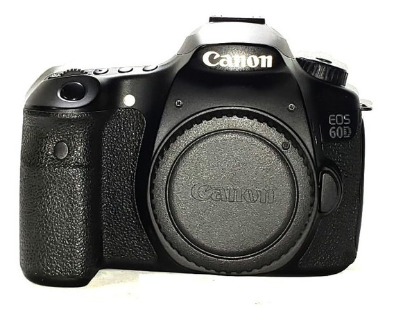 Câmera Canon Eos 60d Somente O Corpo Seminova