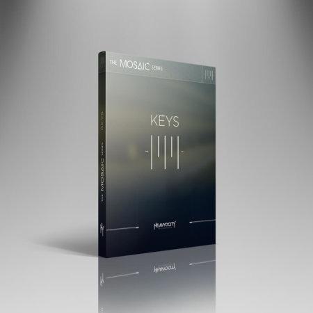 Librería De Sintetizador: Mosaic Keys Para Kontakt