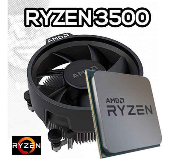 Processador Amd Ryzen 5 3500 3.6ghz (4.1ghz Turbo), 6-cores