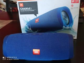 Parlantes Bluetooth Jbl Charge 3 100% Original Usado Sumergi