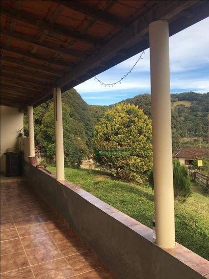 Casa Com 3 Dormitórios À Venda Por R$ 265.000,00 - Sertãozinho - Santo Antônio Do Pinhal/sp - Ca2116
