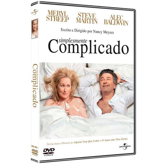 Dvd Simplesmente Complicado *original*