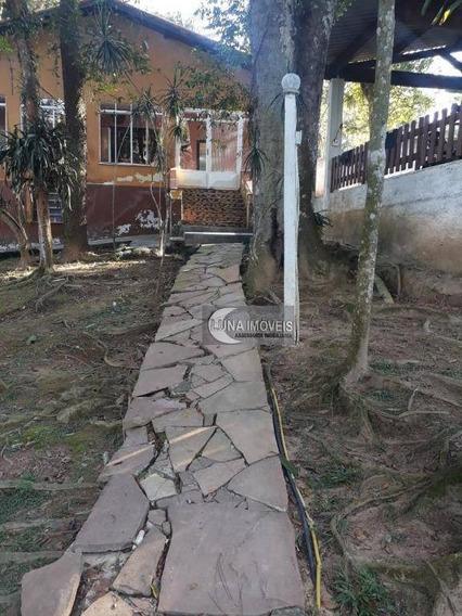 Chácara Com 4 Dormitórios À Venda, 1800 M² Por R$ 690.000,00 - Riacho Grande - São Bernardo Do Campo/sp - Ch0014