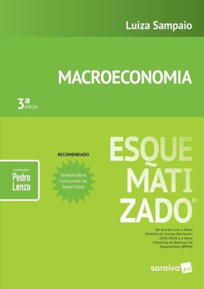 Macroeconomia Esquematizado - 3ª Ed