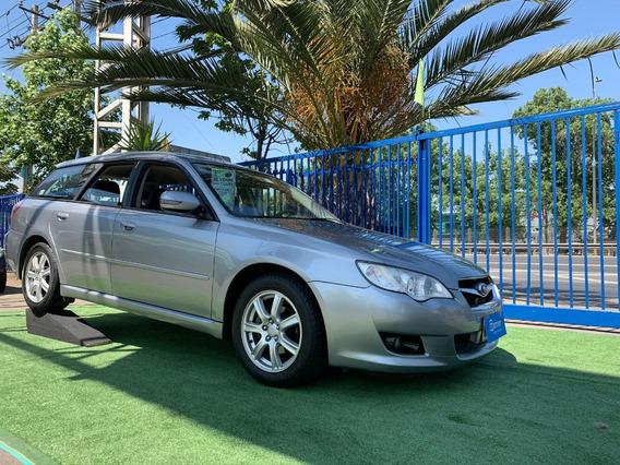 Subaru Legacy Año 2009 Plateado Credito Y Financiamiento