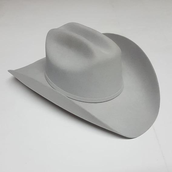 Texana Gris Estilo Sinaloa 100%lana Fina Goldstone