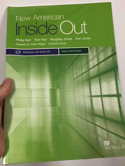 New American Inside Out Upper Intermediate Workbook Witch Cd