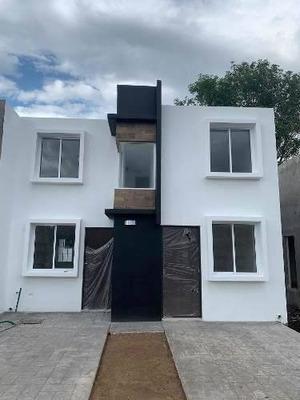 Casa 2 Y 3 Recamaras Nuevas Cuautlancingo Fraccionamiento