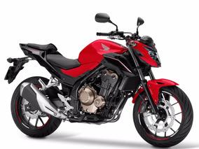 Cb 500f 0km 2018 Kaizen Honda La Plata Entrega Inmediata