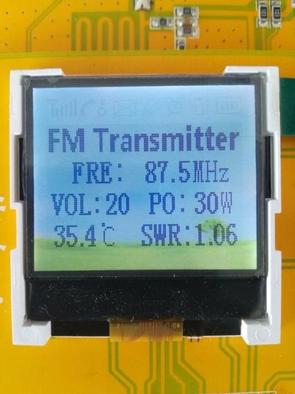Tx Rf Stereo Pronta Entrega 76 A 108mhz