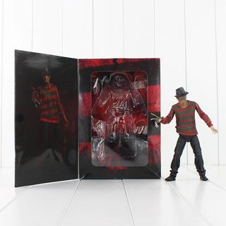 Figura Freddy Krueger 18 Cm A Nightmare On Elm Street