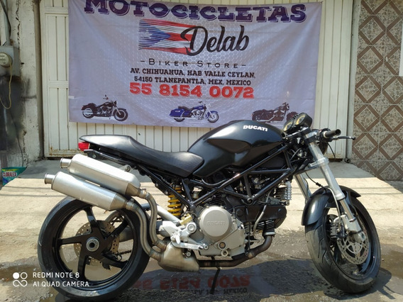 Ducati Monster 803 Año 2006