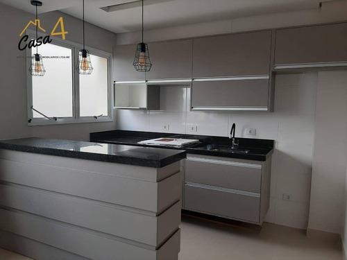 Apartamento Novo Mobiliado Na Penha - Ap0314