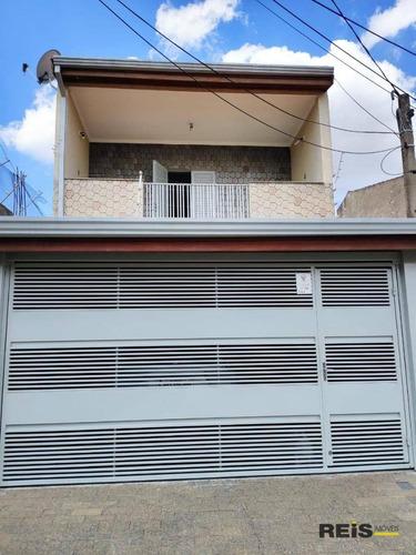 Imagem 1 de 27 de Casa Com 3 Dormitórios À Venda, 163 M² Por R$ 380.000 - Jardim Dois Corações - Sorocaba/sp - Ca1807