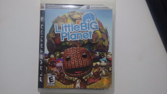 Little Big Planet - Ps3 - Completo