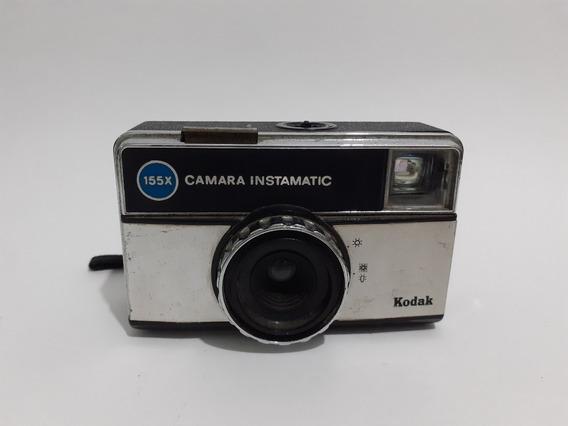 Câmera Kodak Polaroid Instamatic 155x No Estado