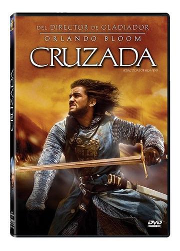 Cruzada Orlando Bloom Pelicula Dvd