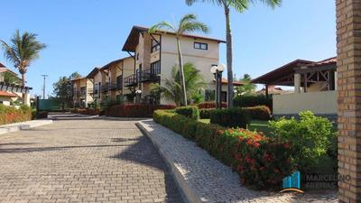 Casa Residencial Para Locação, Porto Das Dunas, Aquiraz. Imóvel Para Temporada! - Codigo: Ca0718 - Ca0718