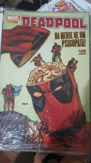 Colação Deadpool 1-7