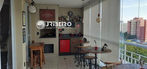 Apartamento Alto Padrão 3 Suítes, 2 Vagas, Varanda Gourmet Para Venda Em Lauzane Paulista São Paulo-sp - 133642d