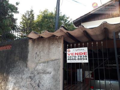 Sobrado Residencial À Venda, Vila Prel, São Paulo. - So0097