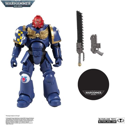 Mcfarlane Toys Warhammer 40,000 Assault Intercessor