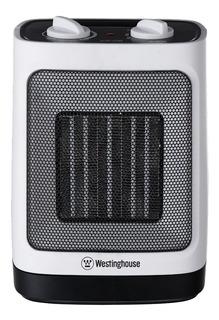 Calentador Electrico Westinghouse Giratorio Interior Blanco