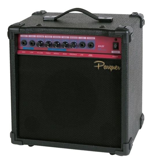 Amplificador Para Bajo 35w La Roca Envio