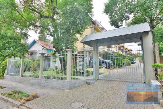 Villarinho Imóveis Vende Casa Em Condomínio 02 Amplas Suítes, C/opção 3º Dormitório - 02 Vagas -161 M² Por R$ 580.000 - Tristeza - Porto Alegre/rs - Ca0605