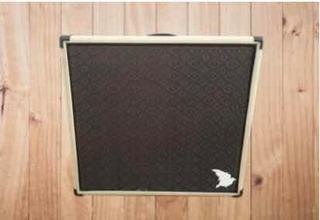Amplificador Valvulado 7 Watts 12ax7 Cor Creme Crow