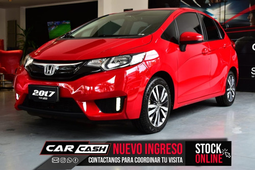 Honda Fit Ex-l 1.5 At 2017 - 42.900km - $2.490.000