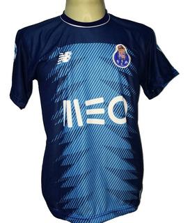 Camisa Porto Azul 2019- 2020 - Nova Lançamento