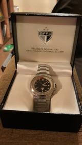 Relógio Oficial Do São Paulo Futebol Clube