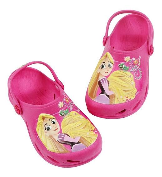 Babuche Ventor Kids Rapunzel Enrolados Disney Original