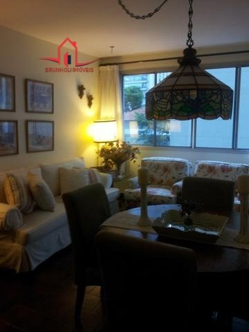 Apartamento Para Alugar No Bairro Pinheiros Em São Paulo - - 2855-2