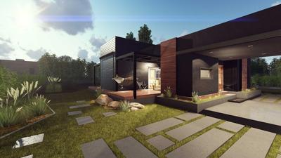 U$s170.000 Casa De 4 Amb. A Estrenar, Lote De 1185m2
