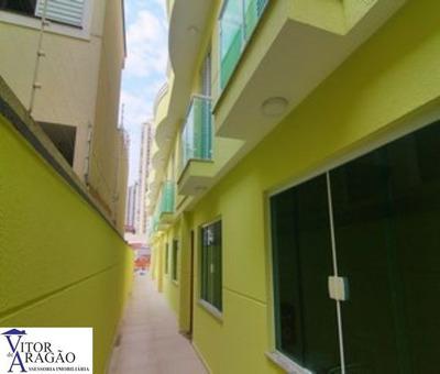 03428 - Casa De Condominio 2 Dorms. (2 Suítes), Água Fria - São Paulo/sp - 3428
