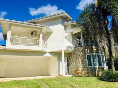 Casa Para Locação-cond. Reserva Colonial - Valinhos/sp - Ca6542