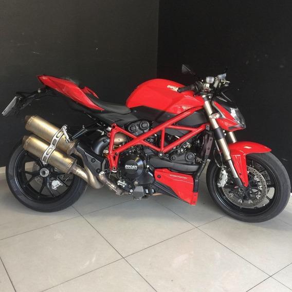 Ducati Street Fighter 848 2013