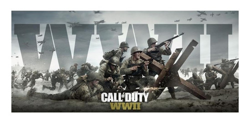 Imagen 1 de 1 de Call of Duty: World War II Standard Edition Activision PC Digital