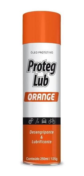 Óleo Desengripante Proteg Orange 250ml C/12 Unidades