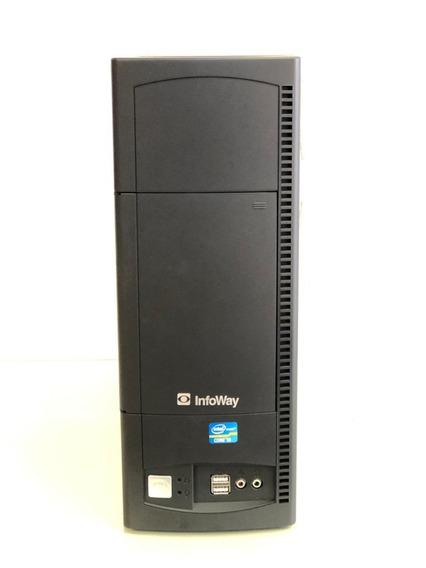 Computador Itautec St4265 Core I3-3220 4gb 500gb Win7 Pro