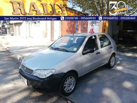 Fiat Palio Año 2005 1.3 Retira Con U$s 3200 Fin. Sola Firma