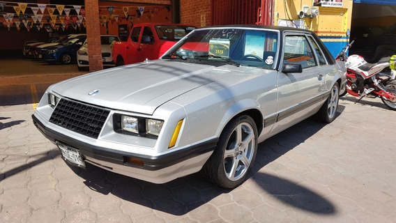 Ford Mustang Hard Top 1979 V8 5.0 Lt