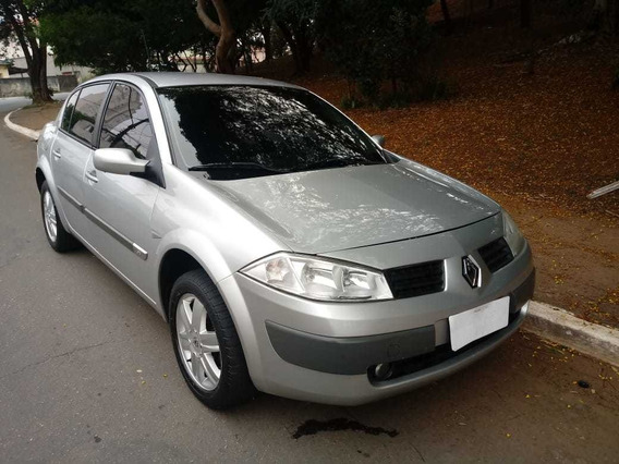 Megane Sedan Dynamique 1.6 Flex Completa 2009