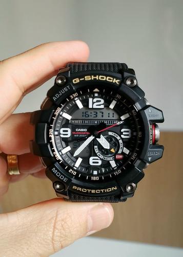 Relógio G Shock Gg1000 De Coleção!