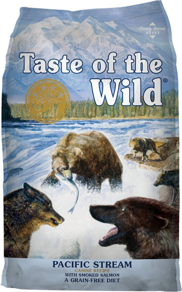 Taste Of The Wild Salmon Adulto12.7k Grainfree Pacificstream