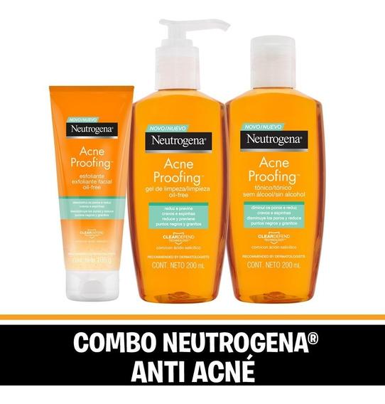 Combo Neutrogena Neutrogena Anti Acné