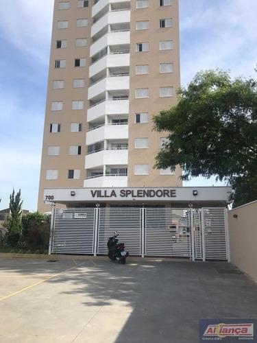 Apartamento Para Venda No Bairro Parque Senhor Do Bonfim Em Taubaté - Cod: Ai21230 - Ai21230